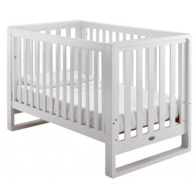 Bertini Miko Cot - Toddler Bed In White