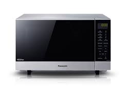 Panasonic Microwave Oven 27LT 1000W Stainless Flat