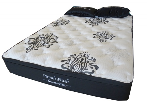 Norah Plush Queen Mattress Only Pocket Spring