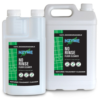 Nzyme No Rinse Floor Cleaner 5Lt Concentrate