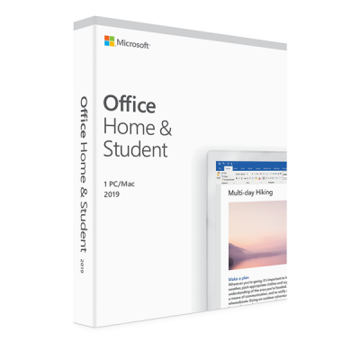 Office Home & Student 2019 Fpp No Media