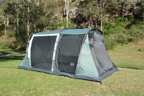 Beddara 2 Room Polyester Tent