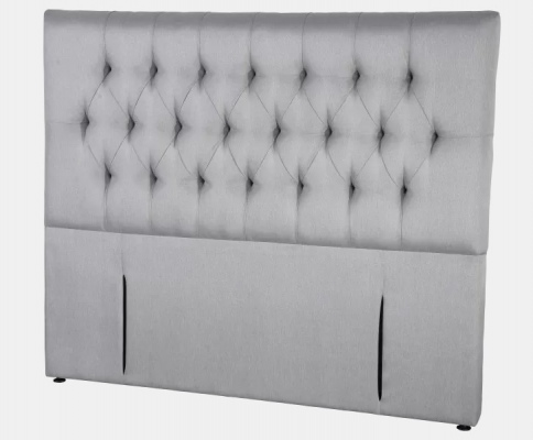 Parnell Steel Upholstered Headboard King