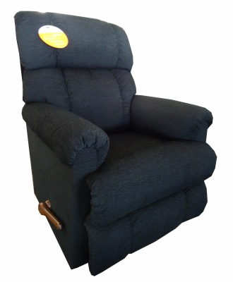 Pinnacle LA Z Boy Recliner A Grade Alecto SQ Black