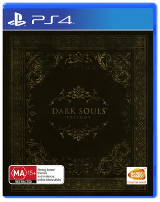 Ps4 Dark Souls Trilogy Game