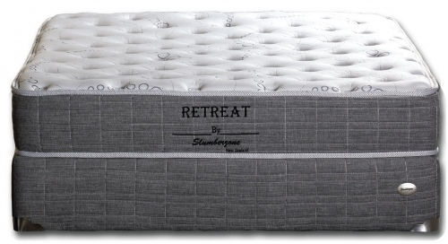 Retreat Firm Double Mattress & Base Nz Made