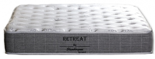 Retreat Firm King Single Mattress Only Pocket Spri