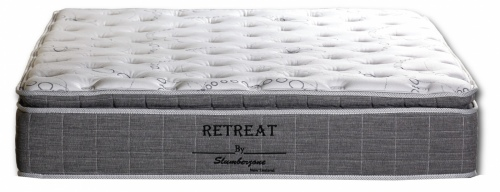 Retreat Medium Queen Mattress Only Pocket Spring