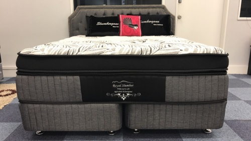 Royal Slumber 2.0 Super King Mattress & Base