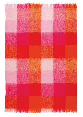 ST Albans Cosmo 100% Mohair Throw Rug 122X183CM