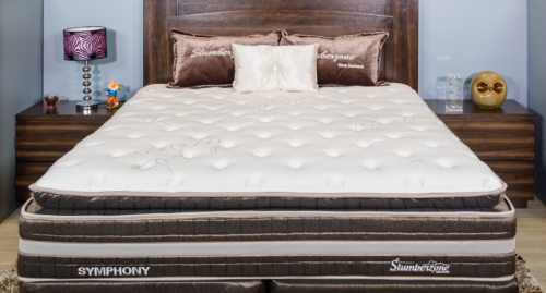Symphony Queen Mattress Only Pocket Spring