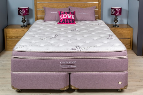 Tempasense 500 Super King Mattress & Base Pocket S