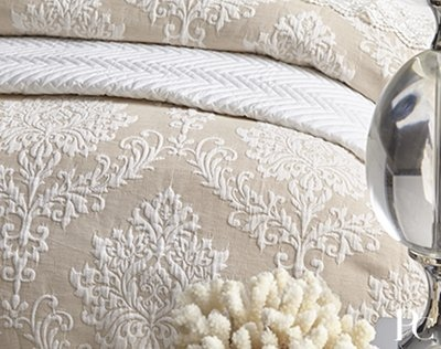 Private Collection Victoria Pearl King Duvet