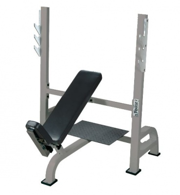 York Olympic Incline Bench 1232X1232X1500