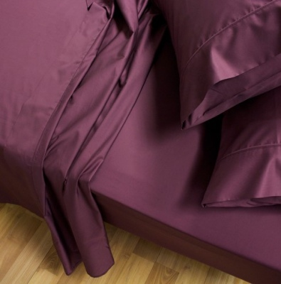 Eden 500 Thread Count Cotton Grape Super King Set