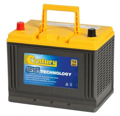 Century Light Commercial Ultra Hi Battery Axd26R