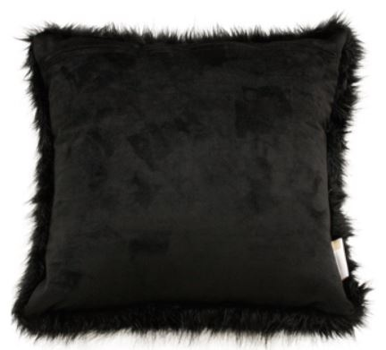 Heirloom Black Fox Cushion 45X45Cm