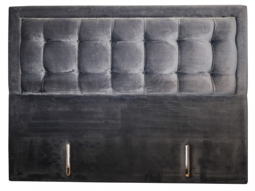 Chelsea Headboard In Selected Fabric King Single S