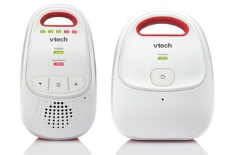 Vtech Safe And Sound Digital Audio Baby Monitor