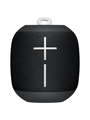 Ue Wonderboom Phantom Black Bluetooth Speaker