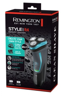 Remington Style Series R4 Rechargable Shaver