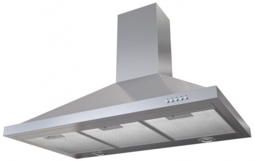 Robinhood Canopy Rangehood 597X500 Stainless Steel