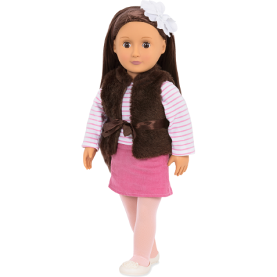 Our Generation Sienna Doll 18 Inch