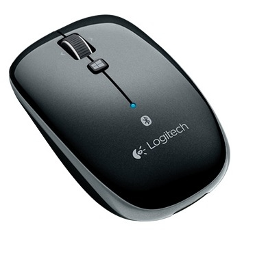 Logitech M557 Bluetooth Wireless Mouse Dark Grey