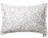 Private Collection Newbury Silver Decorator Cushio