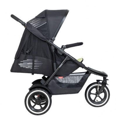 Phil & Teds Sport Buggy With Black Liner